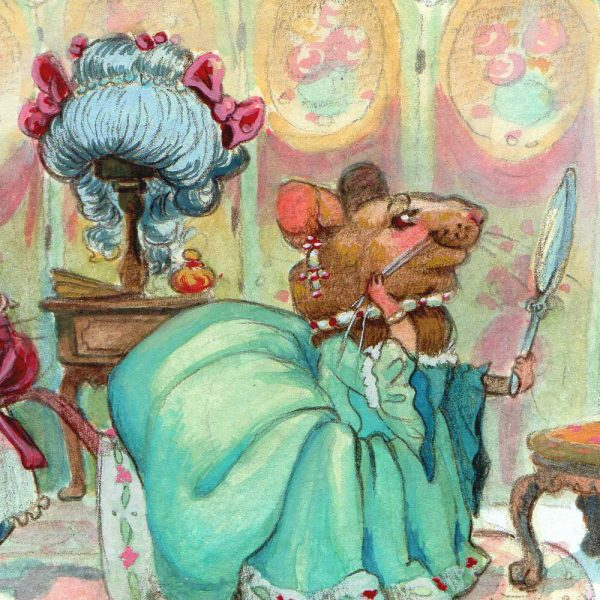 Mademoiselle Mouse by Abigail McCoy